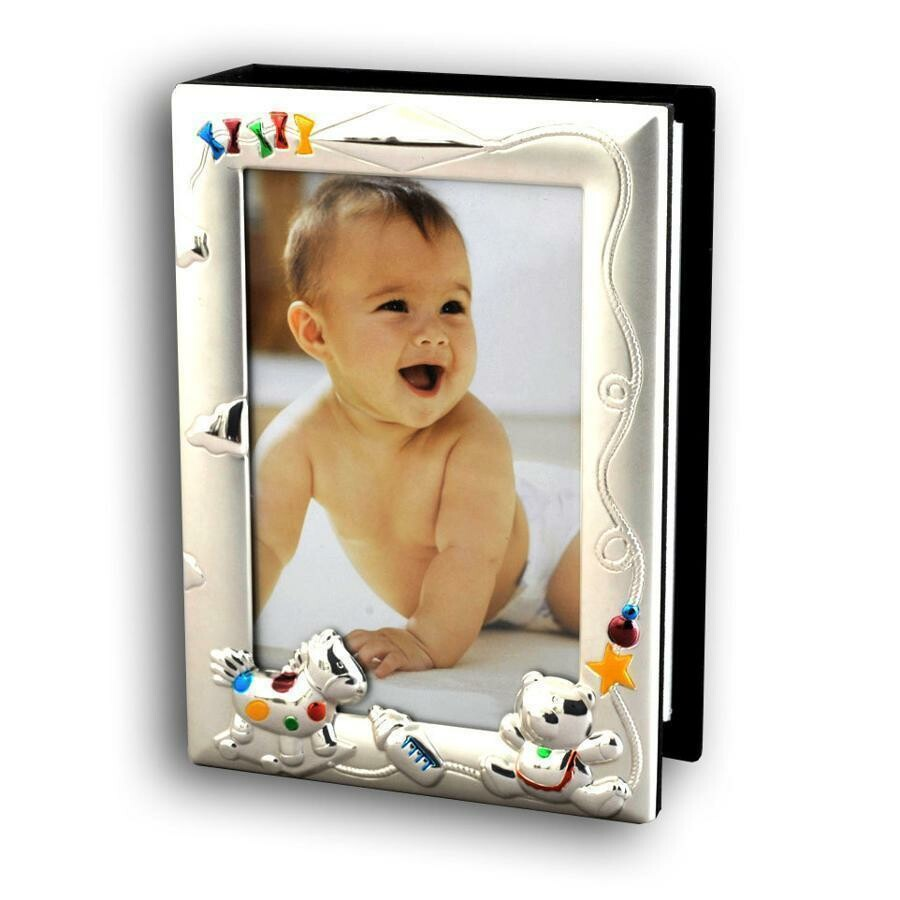Photo de Album photo jouets multicolor