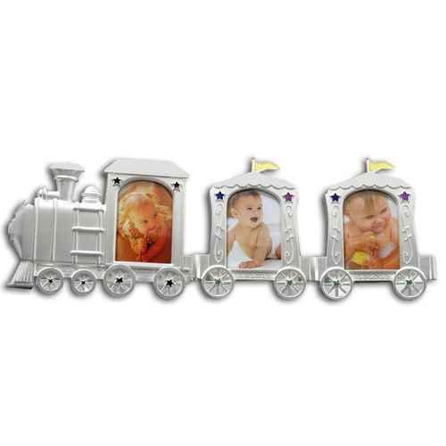 Photo de Cadre train 3 photos