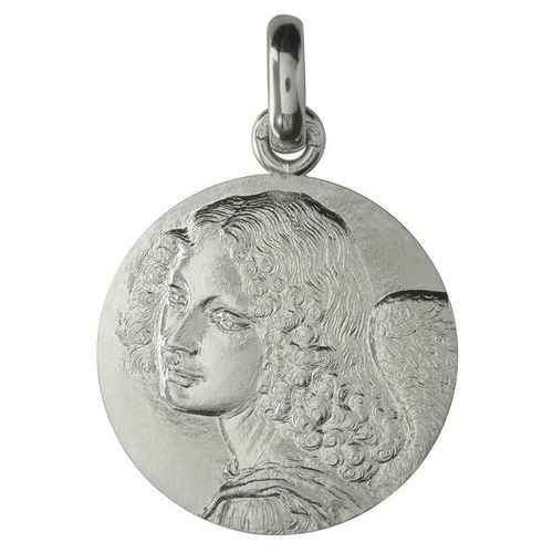 Photo de Médaille Ange de Léonard de Vinci - Argent massif
