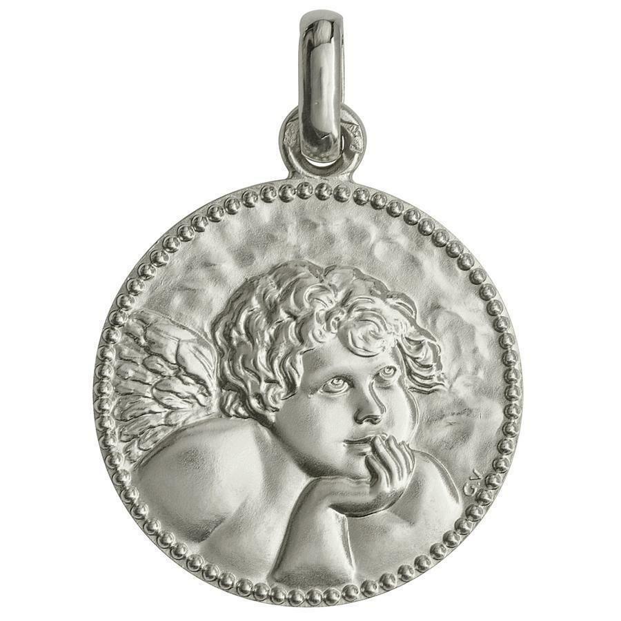 Photo de Médaille Ange de Raphael - Argent massif