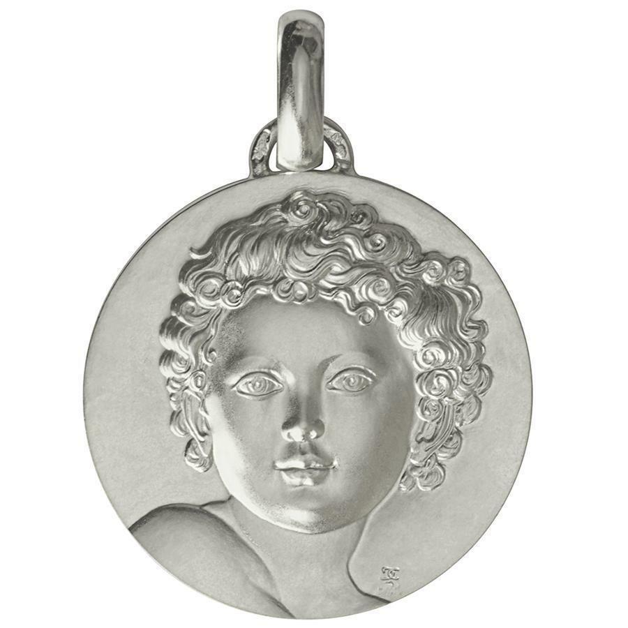 Photo de Médaille Enfant Roi - Argent massif