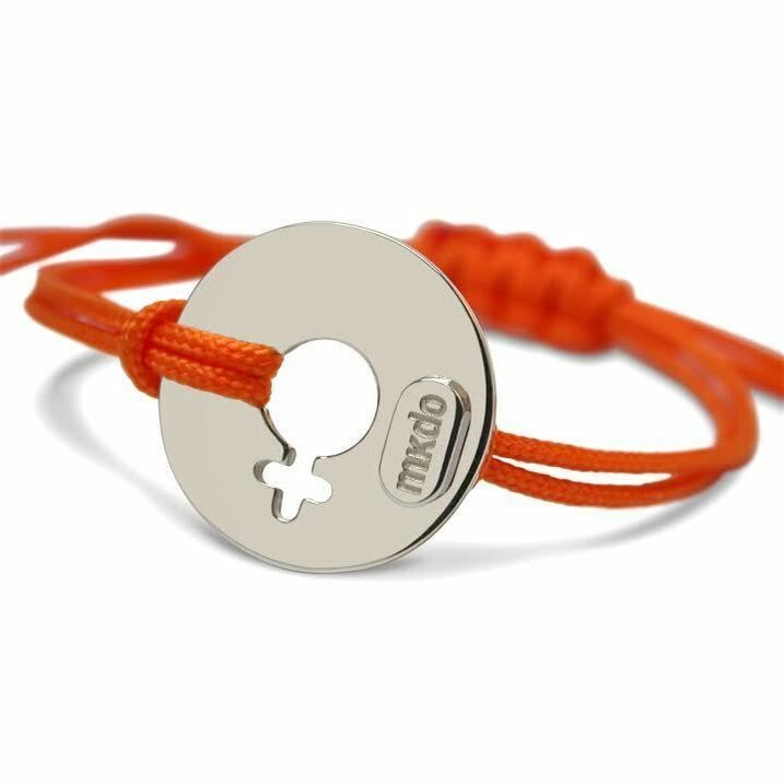 Photo de Bracelet Disco girl - Argent massif