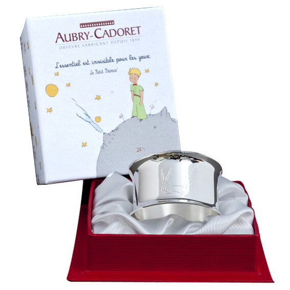 Photo de Rond de serviette renard - Petit Prince