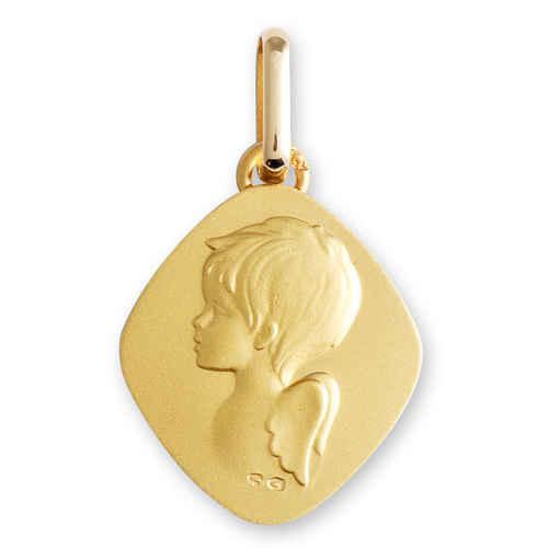 Photo de Médaille Angelot - Or jaune 9ct