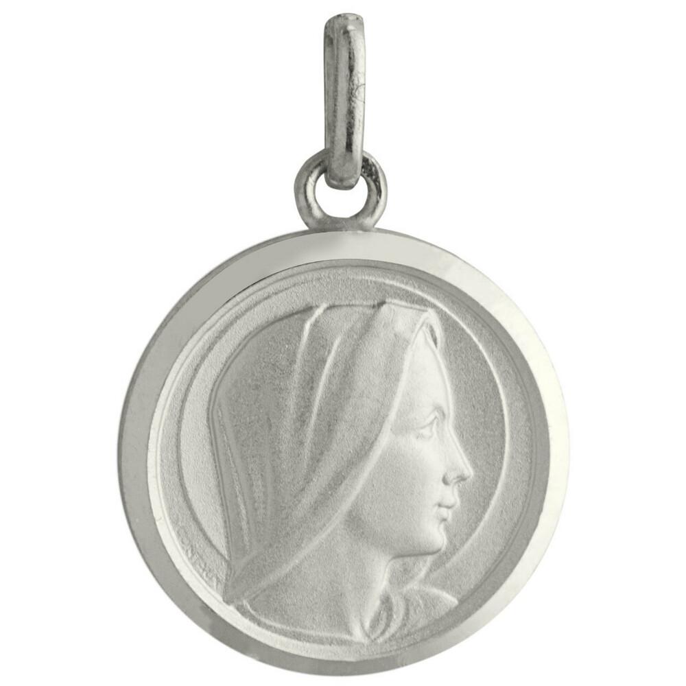 Photo de Médaille Vierge - Argent massif