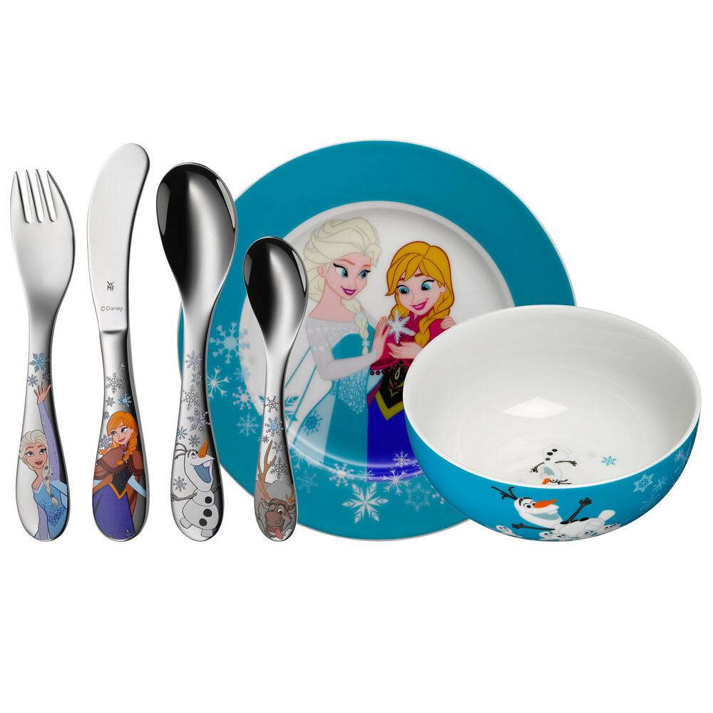 Photo de Set de table enfant la Reine des neiges