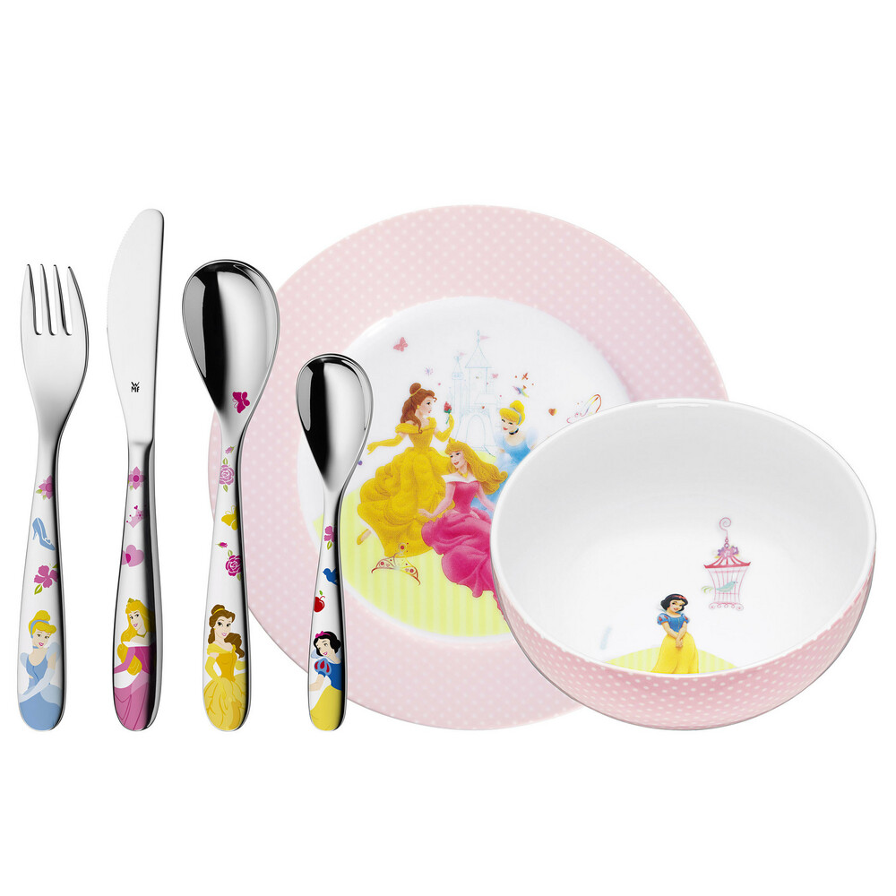 Photo de Set de table enfant les Princesses Disney
