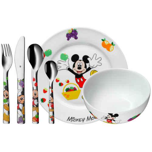 Photo de Set de table enfant Mickey Disney