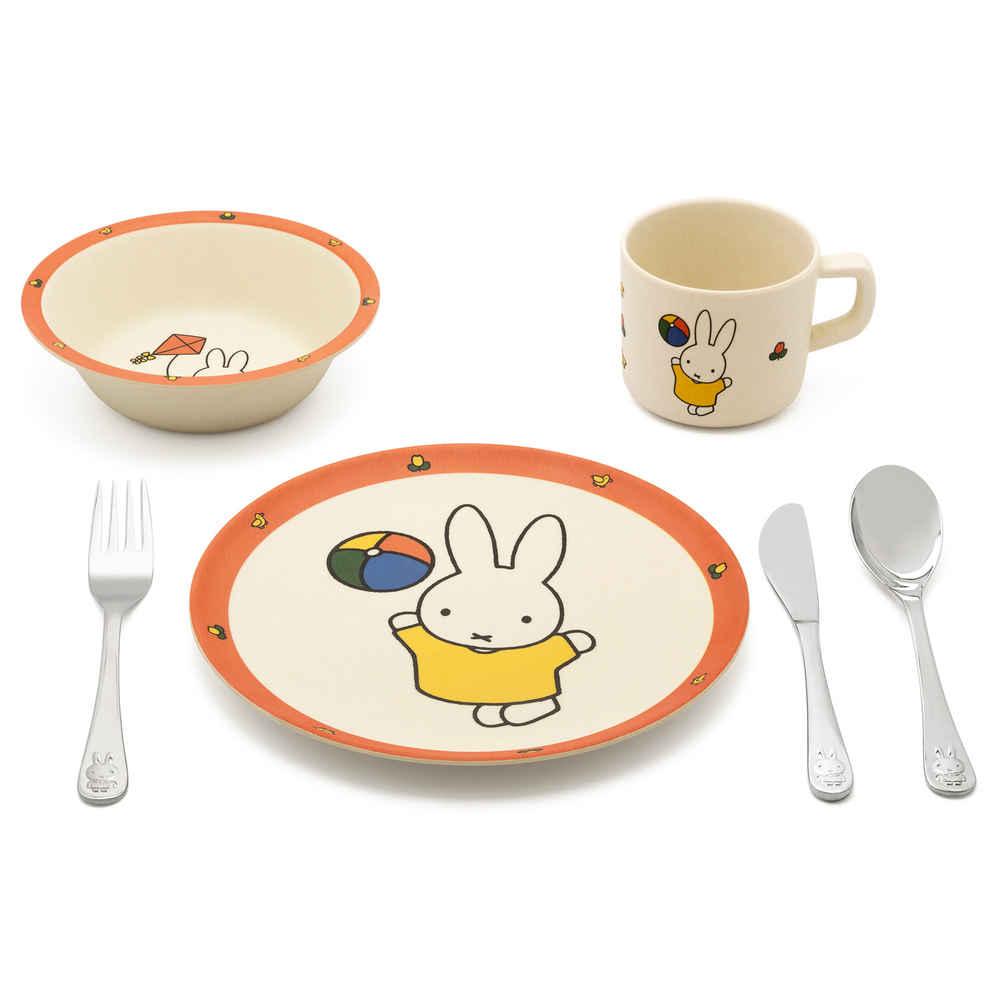 Photo de Set de table enfant lapin miffy