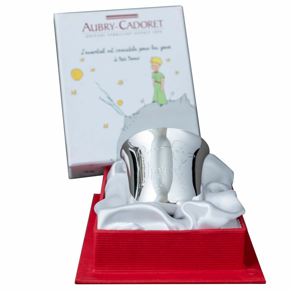 Photo de Coquetier mouton - Petit Prince