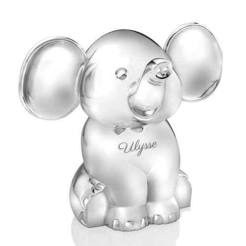 Photo de Tirelire enfant éléphant