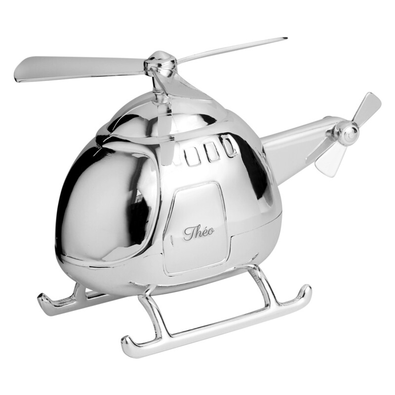 Photo de Tirelire enfant hélicoptère
