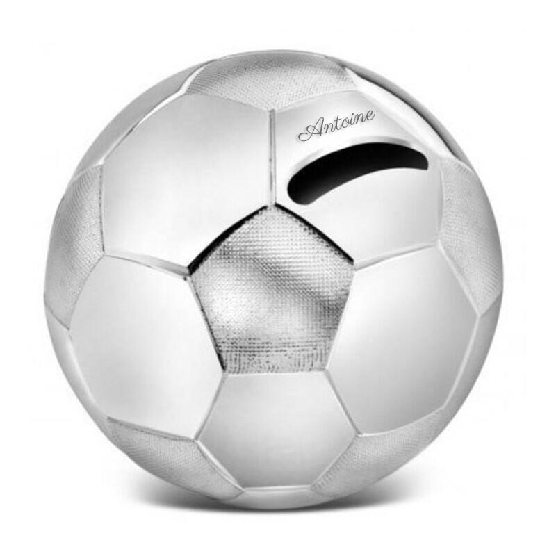 Photo de Tirelire enfant Ballon de football