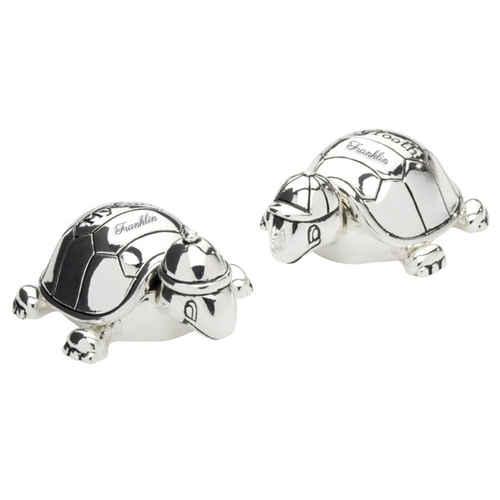 Photo de Duo boites à dents et boucles tortues