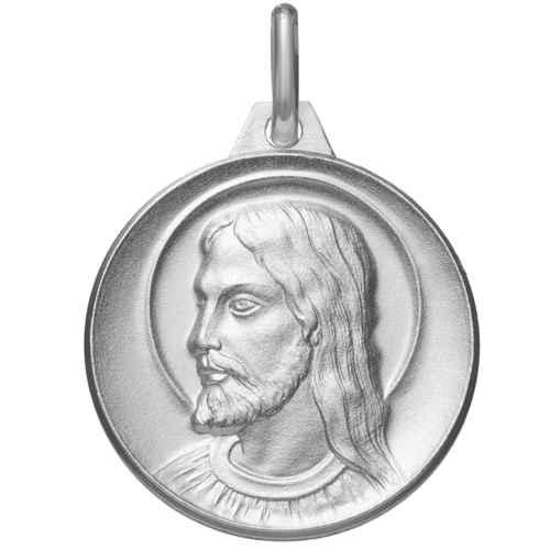 Photo de Médaille Christ - Argent massif